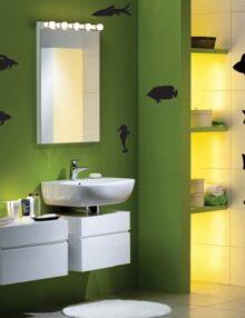 adesivo murale animale pesciolini