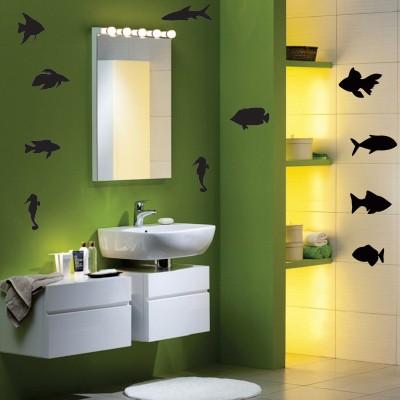 Adesivi murali per i mobili di casa stickers murali for Adesivi sul muro