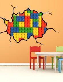 Adesivi murali per camerette stickers murali - Stickers cameretta bambino ...