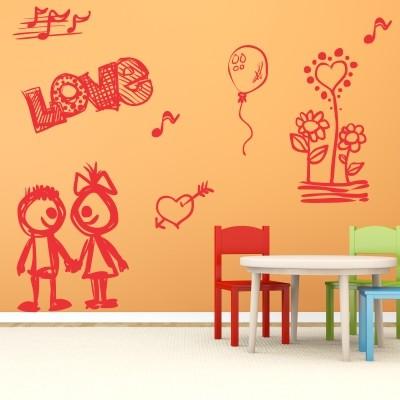 Adesivi per camerette tante idee originali stickers murali - Murales cameretta bimbi ...