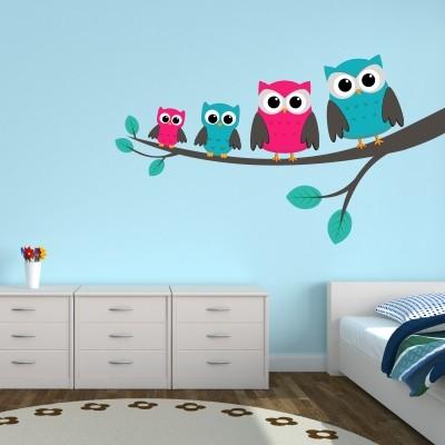 adesivi muro camera da letto bambini  Wall Stickers da Sonno per la Camera da Letto | Stickers Murali