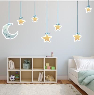 Adesivi per camerette tante idee originali stickers murali - Decorare la cameretta del neonato ...