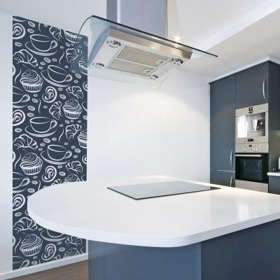 I pi belli adesivi per decorare la cucina stickers murali - Sticker per cucina ...
