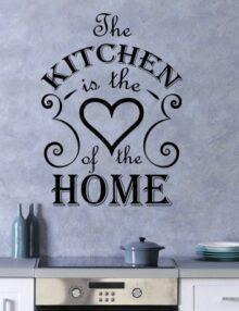 Wall Stickers con Frasi per la Cucina | Stickers Murali