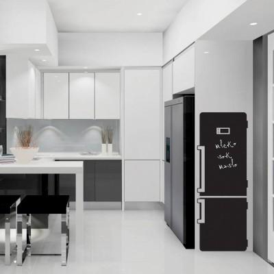 adesivo murale cucina lavagna frigo