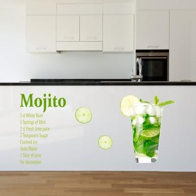 Adesivi murali per i mobili di casa stickers murali - Sticker per cucina ...