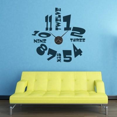 I pi belli adesivi per decorare la cucina stickers murali for Orologio stickers