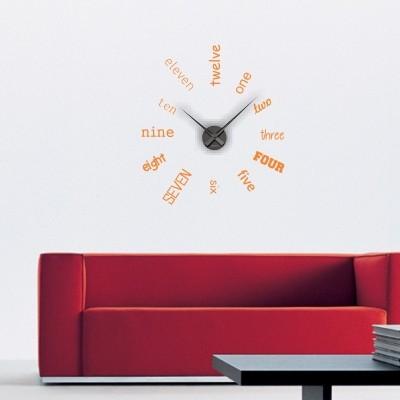 adesivi murali orologio