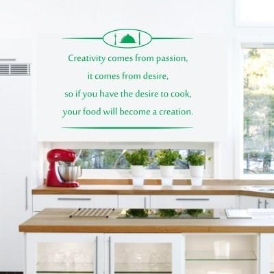 Adesivo Murale Cooking | Stickers Murali