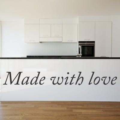 Adesivi murali dove attaccarli una guida stickers murali for Adesivi muro cucina