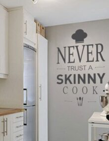 Wall Stickers con Frasi per la Cucina | Stickers Murali