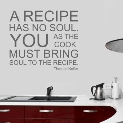 Adesivi per Cucina: Tante Idee per la Decorazione delle Pareti e del ...