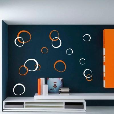Decorare il soggiorno con gli adesivi murali stickers murali - Decorare un muro ...