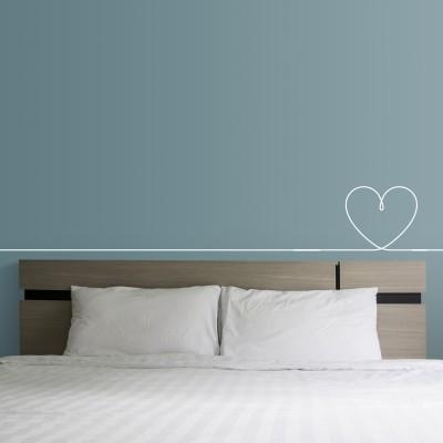 Adesivi murali per i mobili di casa stickers murali - Camera da letto decorazioni murali ...