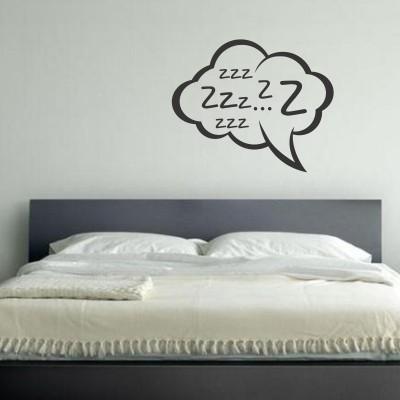 Wall stickers da sonno per la camera da letto stickers murali - Adesivi murali camera da letto ...