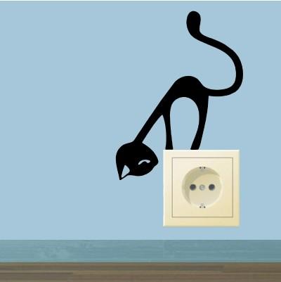Adesivi Murali Con Gatti.Adesivi Murali Con I Gatti 7 Idee Irresistibili Stickers