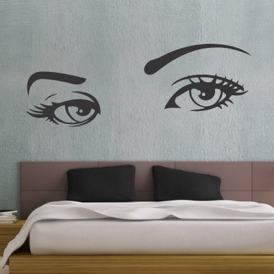 Adesivi murali giganti e xxl stickers murali - Disegni parete camera da letto ...