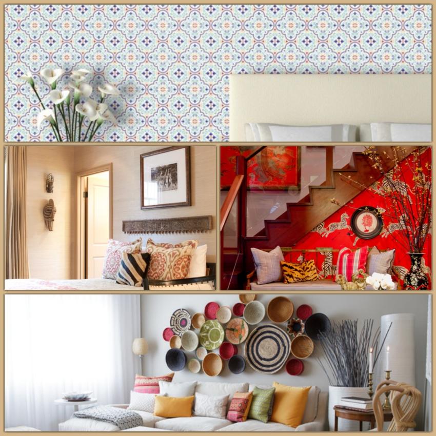 100 idee di decorazioni murali la guida definitiva - Decorazioni pareti fai da te ...